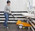 Dokładność sprzątania maszyny TASKI swingo 350B