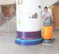 Profesjonalna maszyna do mycia podłóg TASKI swingo 855B