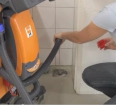 TASKI swingo 1255B - Opróżnianie czyszczącego urządzenia