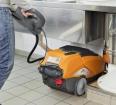 Innowacyjna maszyna czyszcząca TASKI swingo 350B Li-Ion