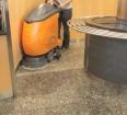 Profesjonalne czyszczenie i osuszanie powierzchni