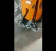 TASKI swingo 4000 - Używanie profesjonalne maszyny czyszczącej