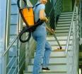 Korzystanie z odkurzacza plecakowego TASKI