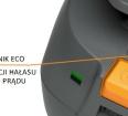 Ekologiczna funkcja TASKI aero 8 Plus