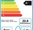 Oszczędność energii w odkurzaczu TASKI aero 15 Plus