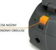 Nożny przycisk w odkurzaczu TASKI aero 15 Plus