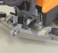 Innowacyjna ssawa z gumami w zestawie maszyny