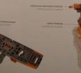 Konstrukcja płaskiego mopu Klik Kombi