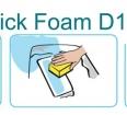 Sposób użycia płynu do ręcznego mycia naczyń